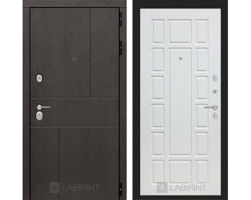 Входная дверь Labirint URBAN 12 Белое дерево