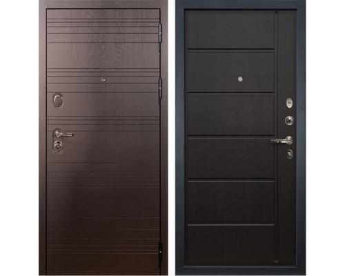 Входная металлическая дверь Лекс Легион Венге (панель №41)