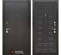Входная дверь Labirint SILVER 04 - Венге