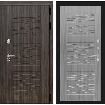 Входная дверь Labirint SCANDI Дарк грей 06 - Сандал серый