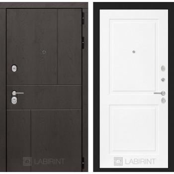 Входная дверь Labirint URBAN 11 Белый софт