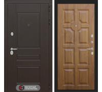 Входная дверь Labirint Мегаполис 17 - Золотой дуб