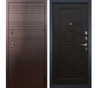 Входная металлическая дверь Лекс Легион Венге (панель №43)