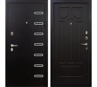 Входная металлическая дверь Лекс Витязь Венге (панель №32)