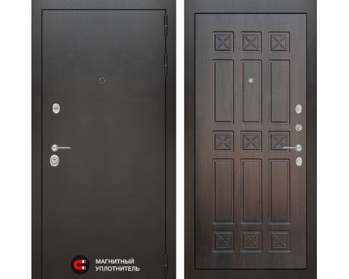 Входная дверь Labirint SILVER 16 - Алмон 28