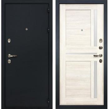 Входная металлическая дверь Лекс Рим Баджио Дуб беленый (панель №47)