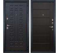 Входная металлическая дверь Лекс Гладиатор 3К Венге (панель №41)