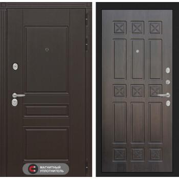 Входная дверь Labirint Мегаполис 16 - Алмон 28