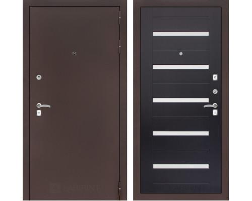Входная дверь CLASSIC антик медный 01 Венге