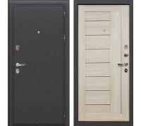 Входная металлическая дверь Лекс Колизей Верджиния Ясень кремовый (панель №40)