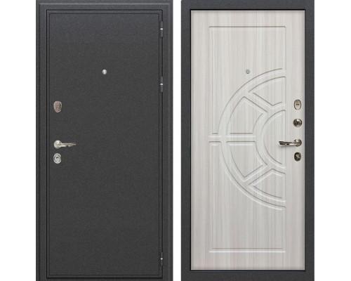 Входная металлическая дверь Лекс Колизей Сандал белый (панель №44)