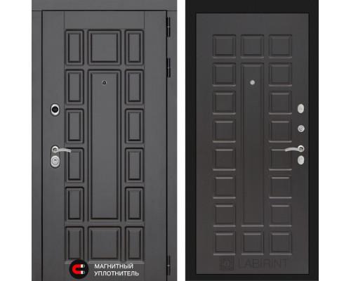 Входная дверь Labirint Нью-Йорк 04 - Венге