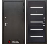 Входная дверь Labirint SILVER 01 - Венге