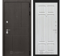 Входная дверь Labirint URBAN 08 Кристалл вуд