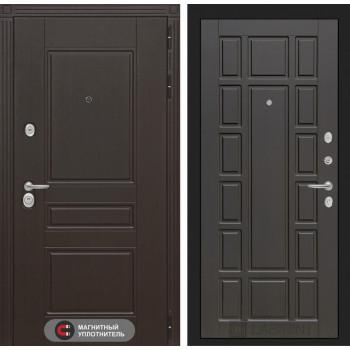 Входная дверь Labirint Мегаполис 12 - Венге