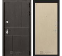 Входная дверь Labirint URBAN 05 Венге светлый