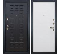 Входная металлическая дверь Лекс Гладиатор 3К Ясень белый (панель №62)