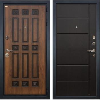 Входная металлическая дверь Лекс Гладиатор 3К Винорит Венге (панель №41)