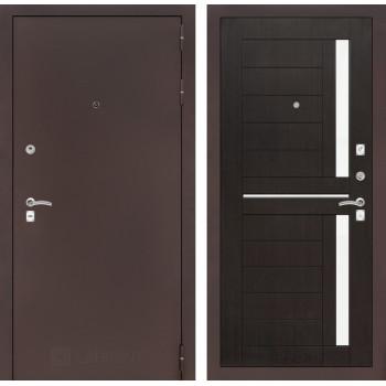 Входная дверь CLASSIC антик медный 02 Венге