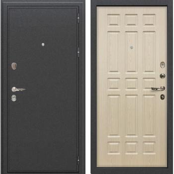 Входная металлическая дверь Лекс Колизей Дуб беленый (панель №28)