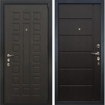 Входная металлическая дверь Лекс 4А Неаполь Mottura Венге (панель №41)