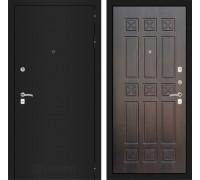 Входная дверь Labirint CLASSIC шагрень черная 16 - Алмон 28
