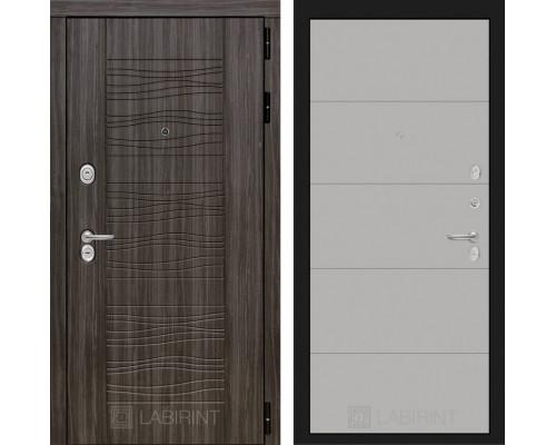 Входная дверь Labirint Сканди 13 - Грей софт