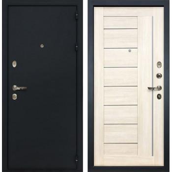 Входная металлическая дверь Лекс Рим Верджиния Дуб беленый (панель №38)