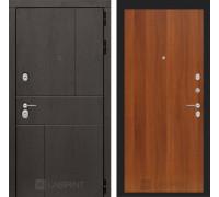 Входная дверь Labirint URBAN 05 Итальянский орех