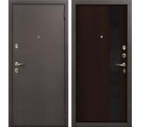 Входная стальная дверь Лекс 1А Новита (№53 Венге)