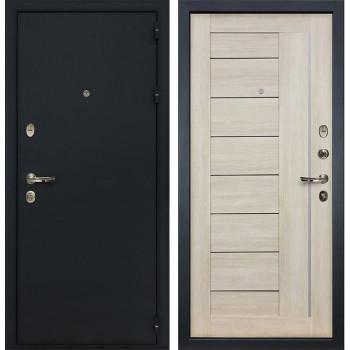 Входная металлическая дверь Лекс Рим Верджиния Ясень кремовый (панель №40)