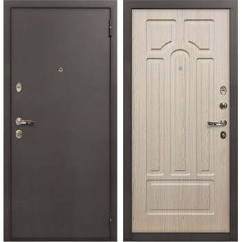 Входная стальная дверь Лекс 1А (№25 Дуб беленый)