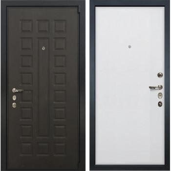 Входная металлическая дверь Лекс 4А Неаполь Mottura Ясень белый (панель №62)