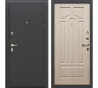 Входная металлическая дверь Лекс Колизей Дуб беленый (панель №25)