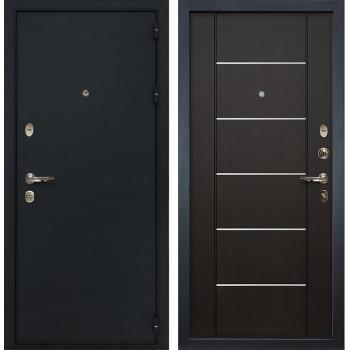 Входная металлическая дверь Лекс 2 Рим Молдинг Венге (панель №24)