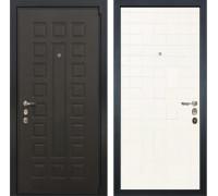Входная металлическая дверь Лекс 4А Неаполь Mottura Ясень белый (панель №56)