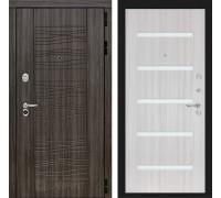 Входная дверь Labirint SCANDI 01 - Сандал белый