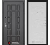 Входная дверь Labirint Нью-Йорк 06 - Белое дерево