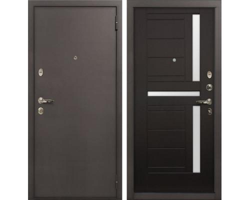 Входная стальная дверь Лекс 1А (№35 Венге)