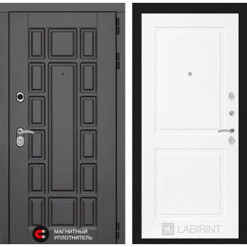 Входная дверь Labirint Нью-Йорк 11 - Белый софт