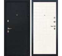 Входная металлическая дверь Лекс 2 Рим Ясень белый (панель №56)