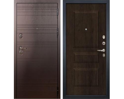 Входная металлическая дверь Лекс Легион Винорит Алмон 28 (панель №60)