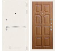 Входная дверь Labirint Лайн WHITE 17 Золотой дуб