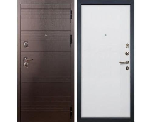Входная металлическая дверь Лекс Легион Ясень белый (панель №62)