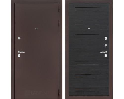 Входная дверь Labirint CLASSIC антик медный 14 - Эковенге