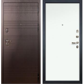 Входная металлическая дверь Лекс Легион Винорит Белый (панель №59)
