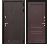 Входная дверь Labirint URBAN 03 - Орех премиум