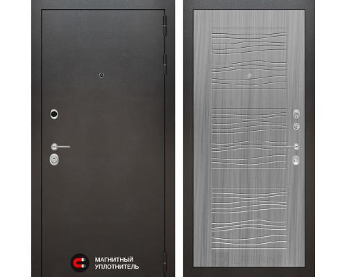 Входная дверь Labirint SILVER 06 - Сандал серый