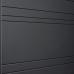 Входная стальная дверь Лекс Сенатор Винорит Графит софт (панель №70)