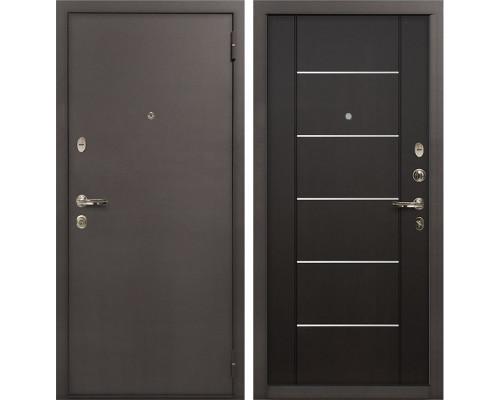 Входная стальная дверь Лекс 1А (№24 Венге)